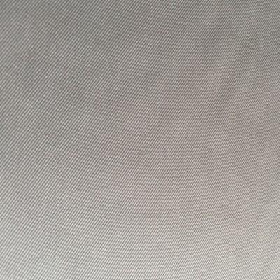 Gabardine gris argile