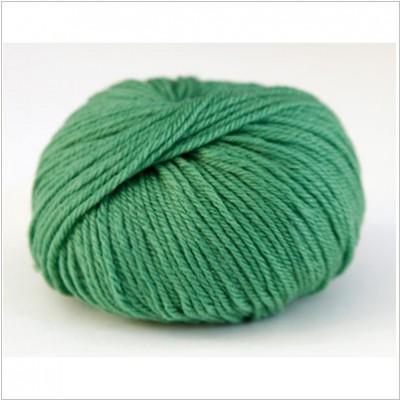 Pure laine lavable feuille verte