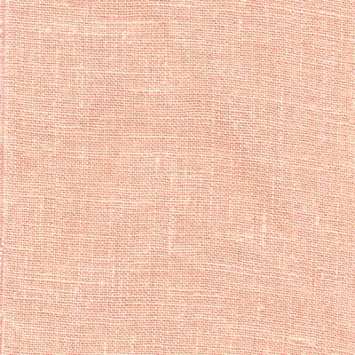 Pink peach linen