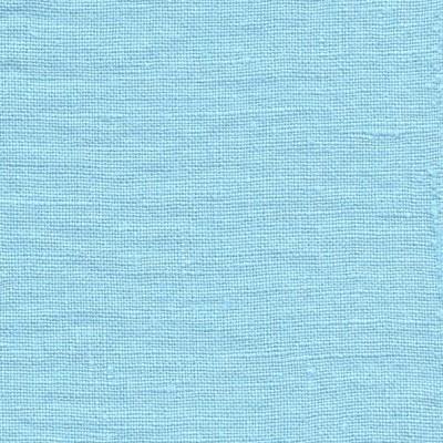 Washed linen Aqua