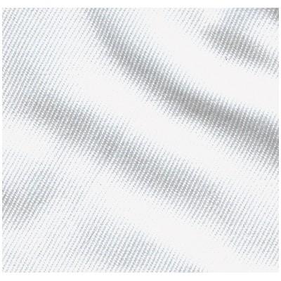 Gabardine blanc pur