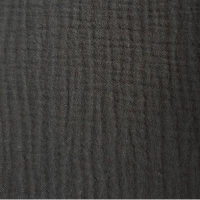 lange de coton charbon