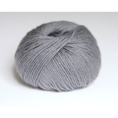 Pure laine lavable feather grey