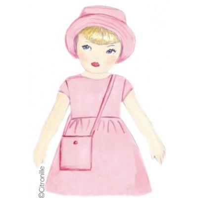 Le chapeau et le sac d'Honorine