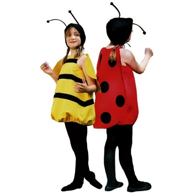 La coccinelle et l'abeille