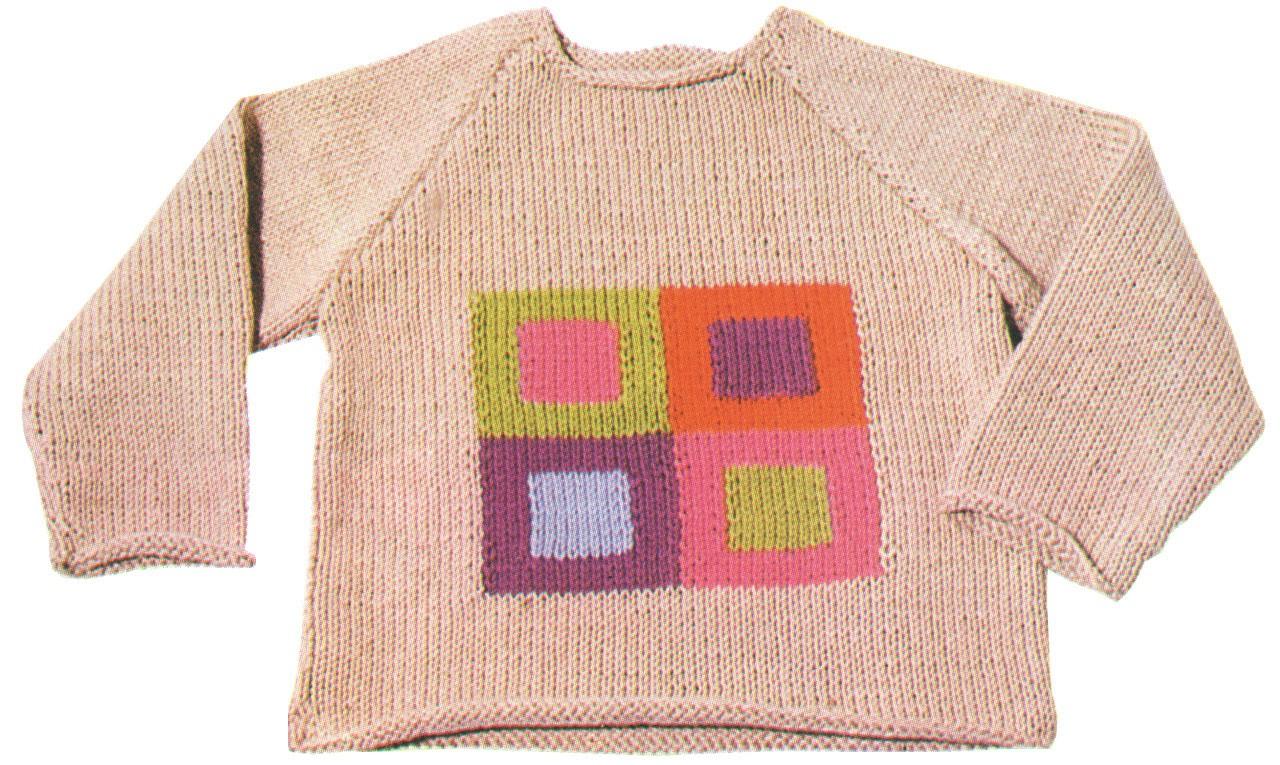 Fiche tricot Citronille   sweat Pop Art 60d4e4f6433
