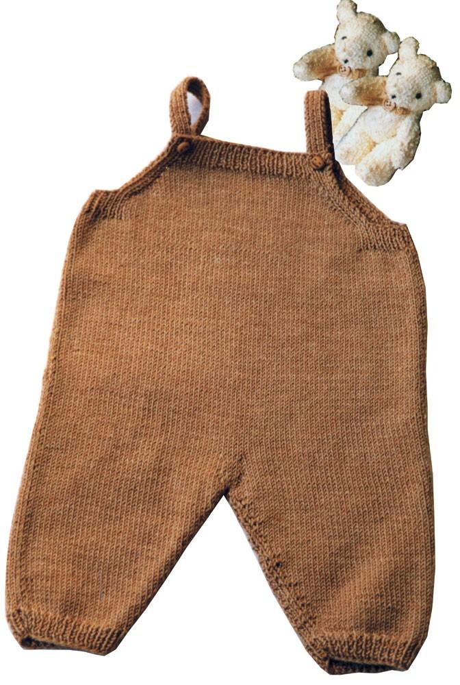 Fiche tricot Citronille   salopette 44054078e2d