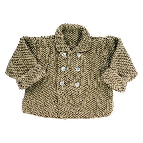 manteau ? double boutonnage